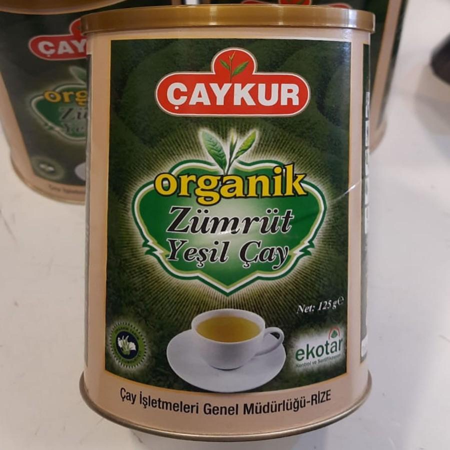 Çaykur Organik Zümrüt Yeşil Çay