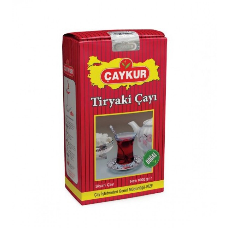 Çaykur Tiryaki Çay 1Kg.